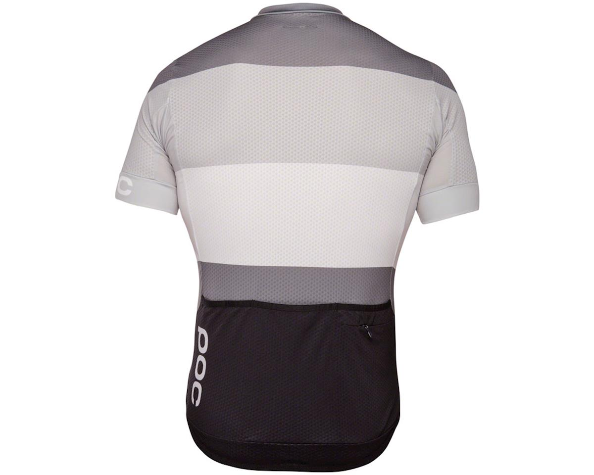 Poc Essential Road Men's Short Sleeve Jersey (Steel Multi Gray) (M)
