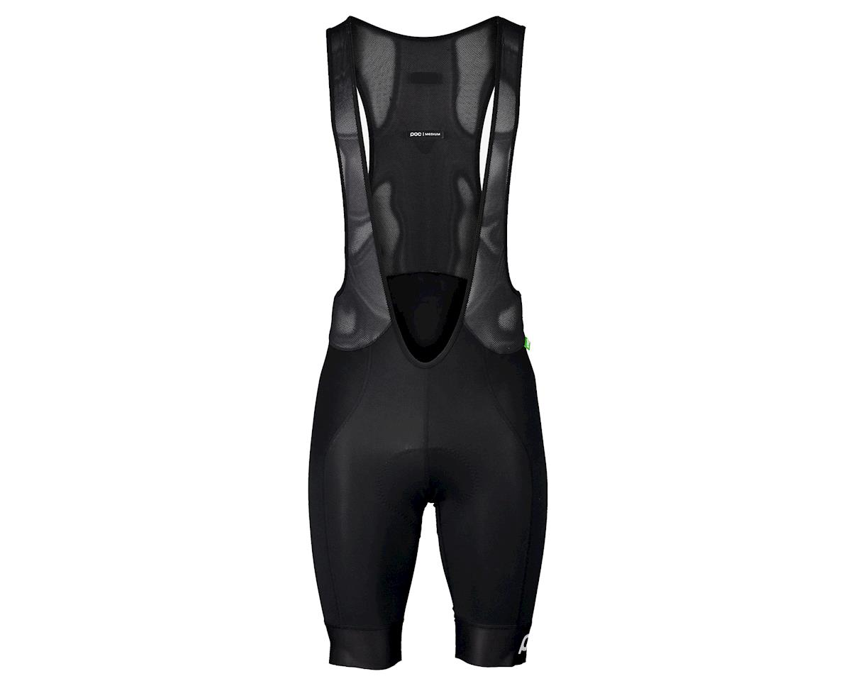 Poc Road Thermal Bib Shorts (Uranium Black) (S)
