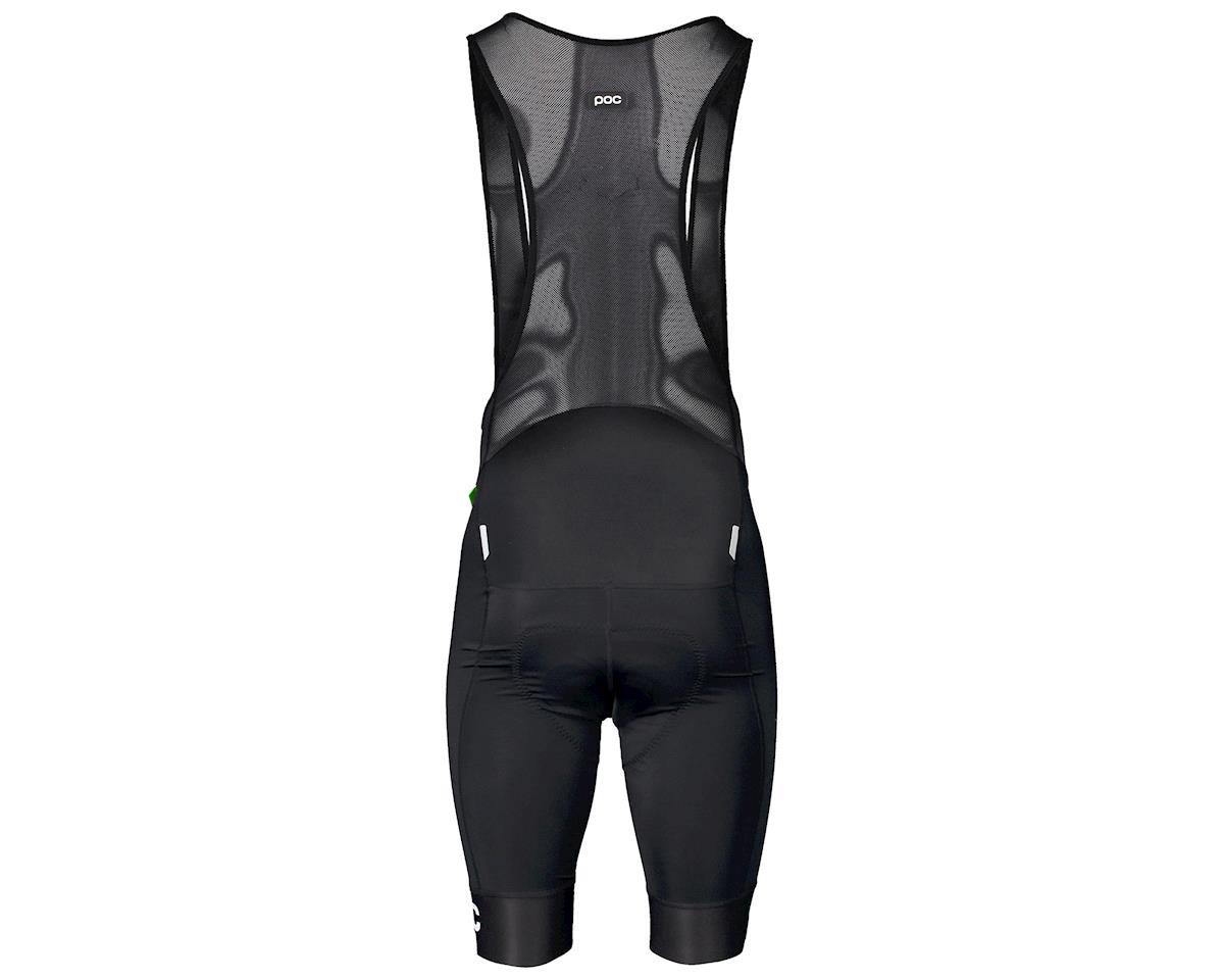 Poc Road Thermal Bib Shorts (Uranium Black) (XL)