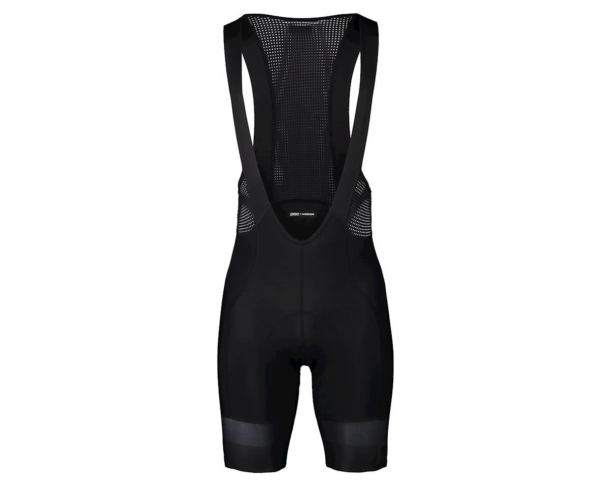 Poc Essential Road VPDs Bib Shorts (Uranium Black) (XL)