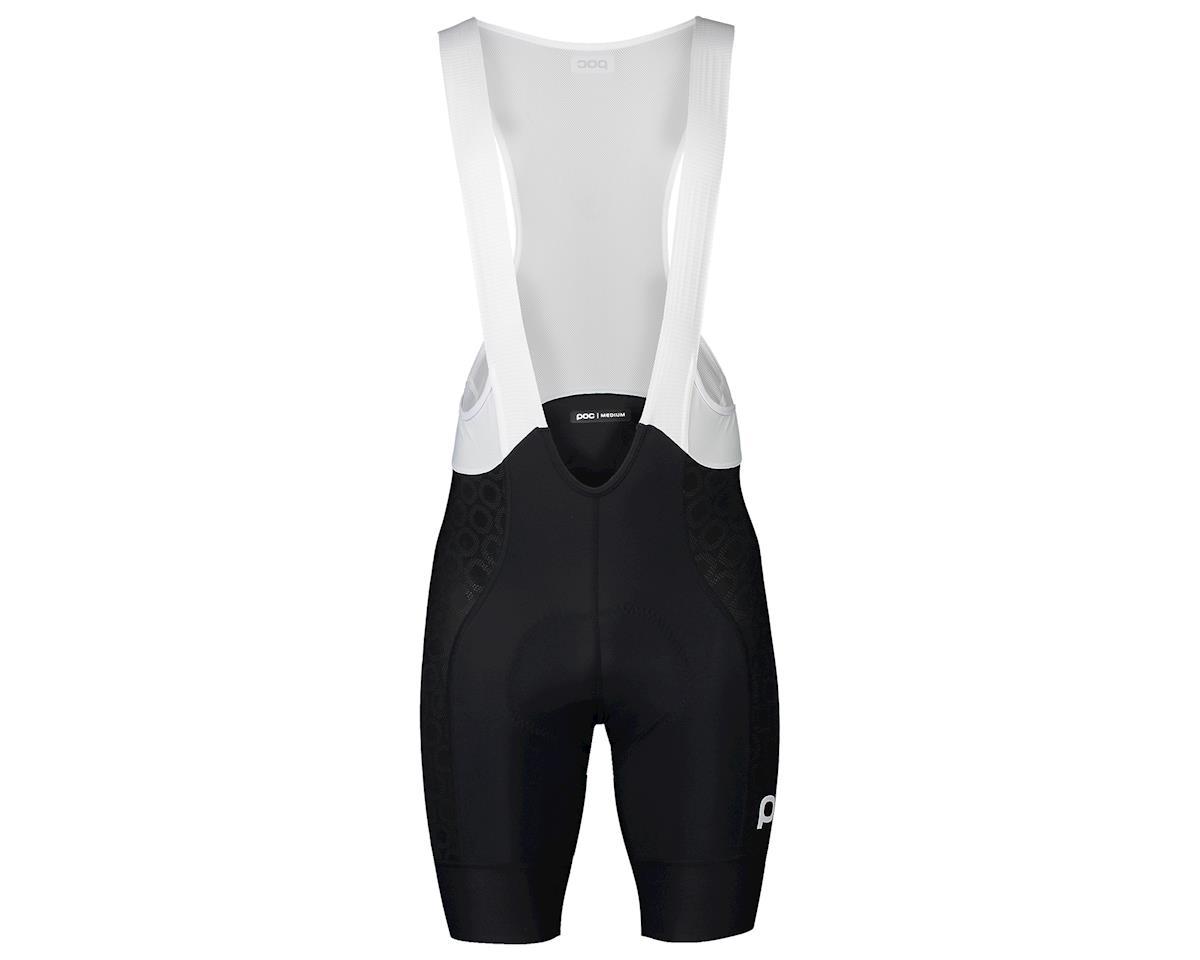 Poc Ceramic VPDs Bib Shorts (Uranium Black) (S)