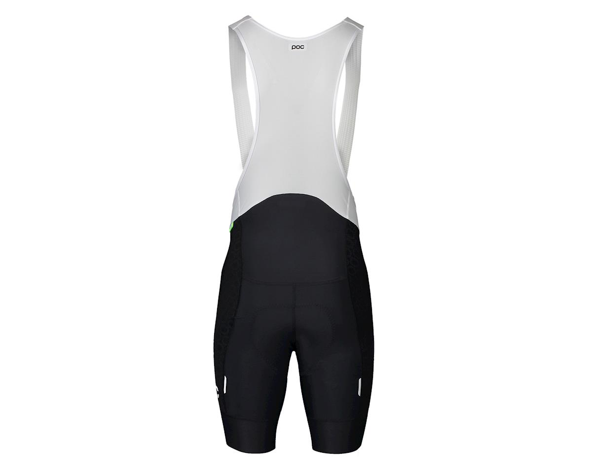 Poc Ceramic VPDs Bib Shorts (Uranium Black) (XL)