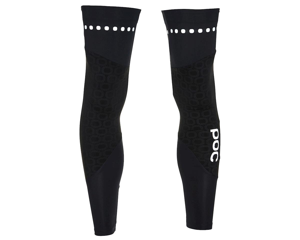 Poc AVIP Ceramic Legs (Uranium Black) (S)