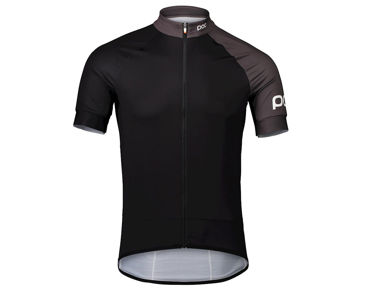 Poc Essential Road Jersey (Uranium Black/Sylvanite Grey) (S)