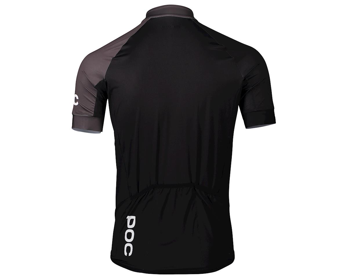 Poc Essential Road Jersey (Uranium Black/Sylvanite Grey) (XL)
