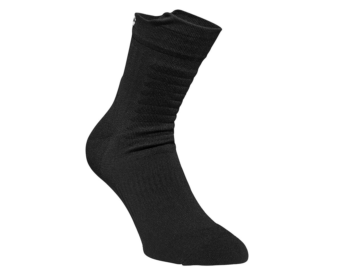 Poc Essential MTB Strong Sock (Uranium Multi Black) (M)