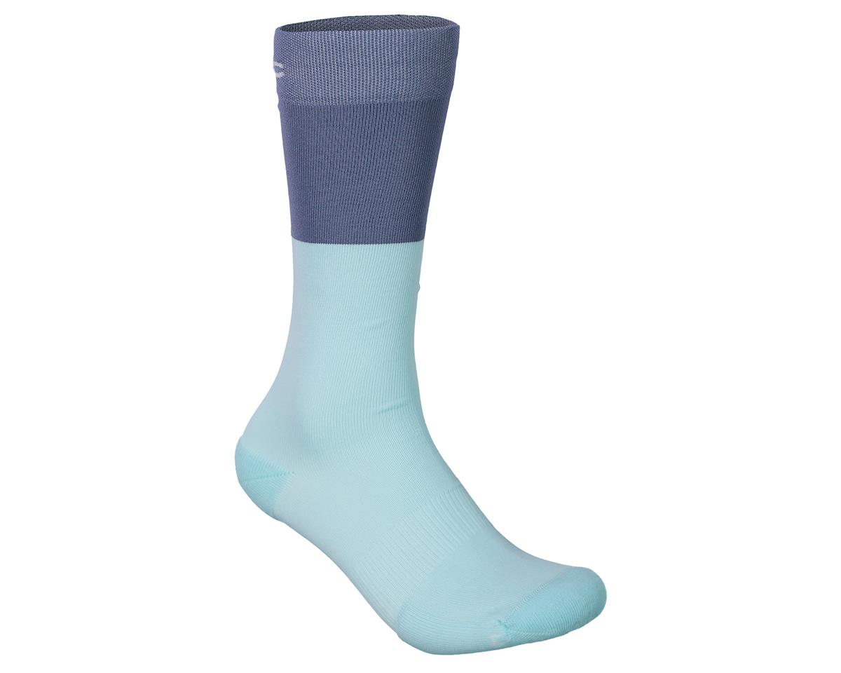 Poc Essential Full Length Sock (Calcite Blue/Apophyllite Green) (S)