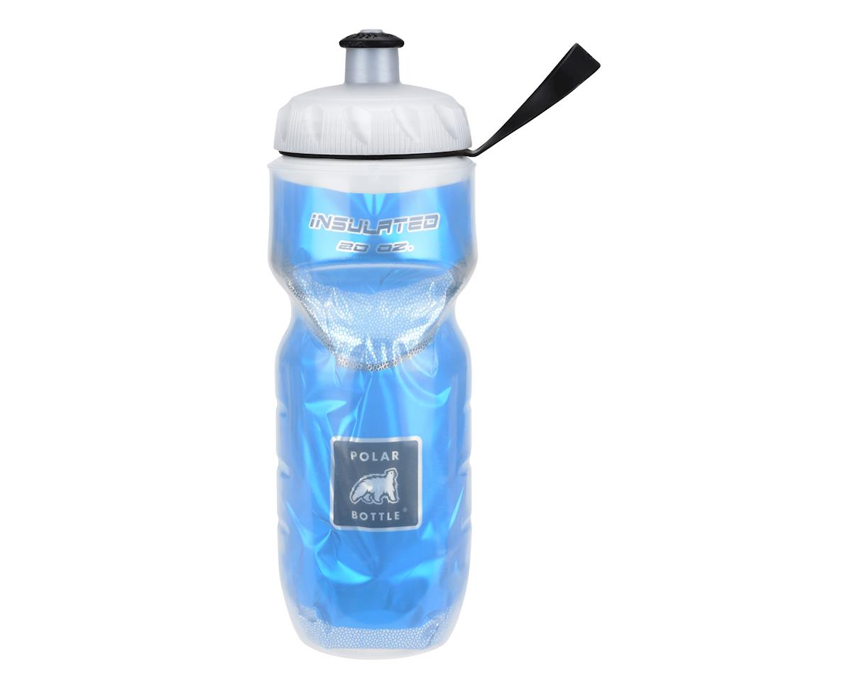 Polar Insulated Sport Water Bottle - 20oz (Blue)