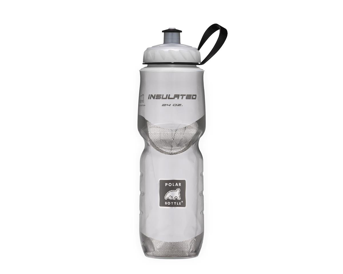Polar Insulated Sport Water Bottle - 24oz (Solid White)