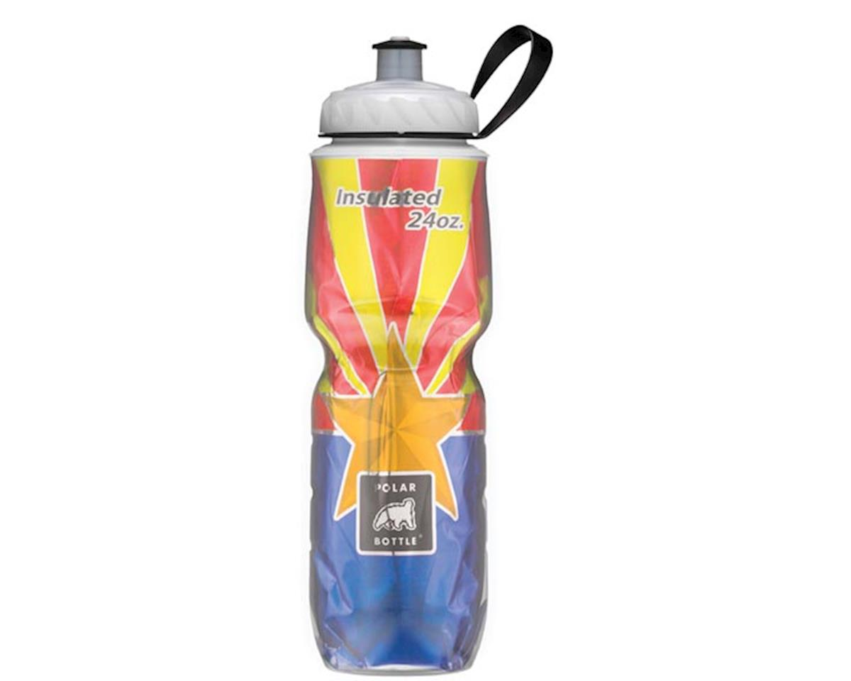 Polar Bottle State Flag Insulated Water Bottle (Arizona) (24oz)