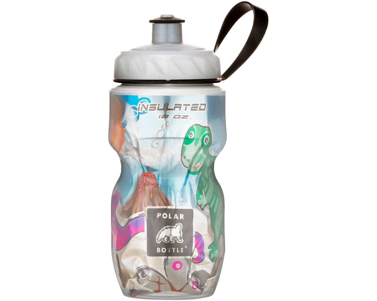 Polar Bottle Insulated Water Bottle (Dino Might) (12oz)