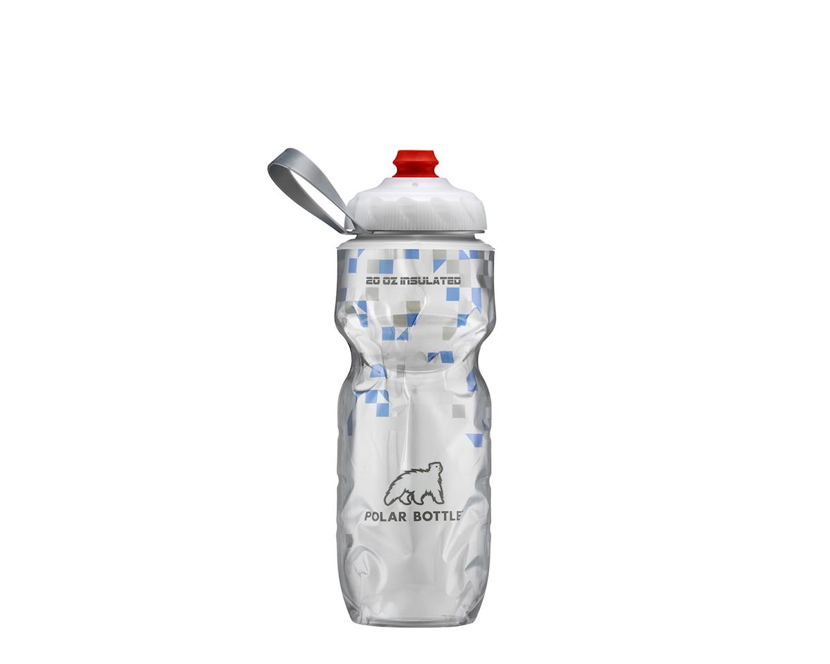 Polar Bottle Polar Breakaway Water Bottle - 20oz (Breakaway Blue)