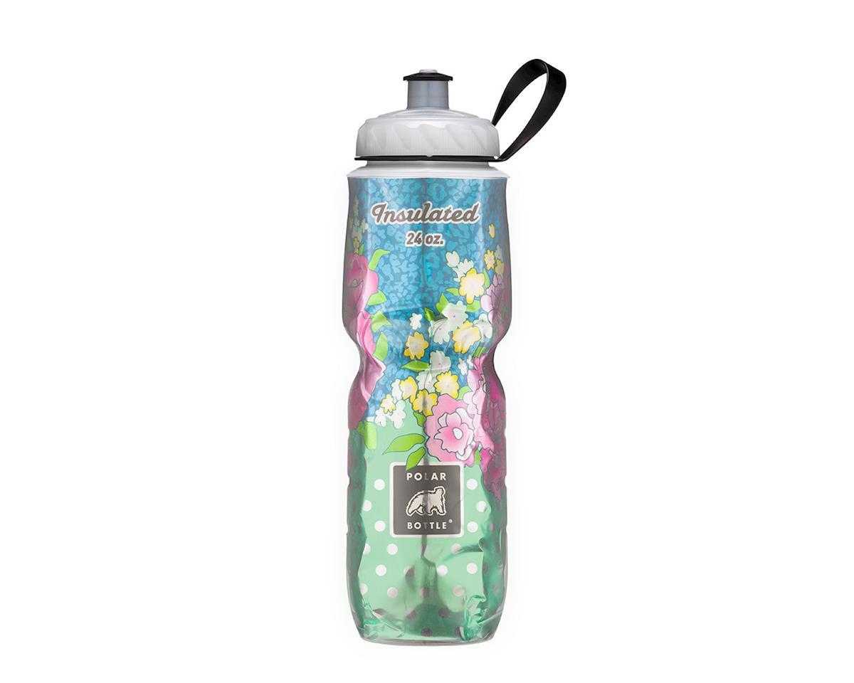 Polar Bottle Insulated Water Bottle (Secret Garden) (24oz)