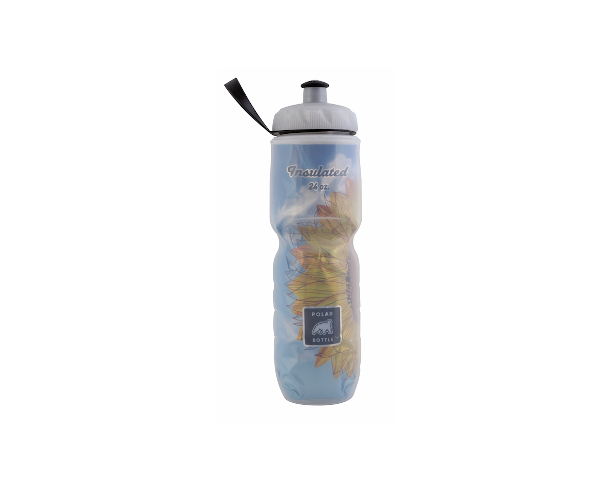 Polar Bottle Insulated Sport Bottle (Sunflower) (24oz)