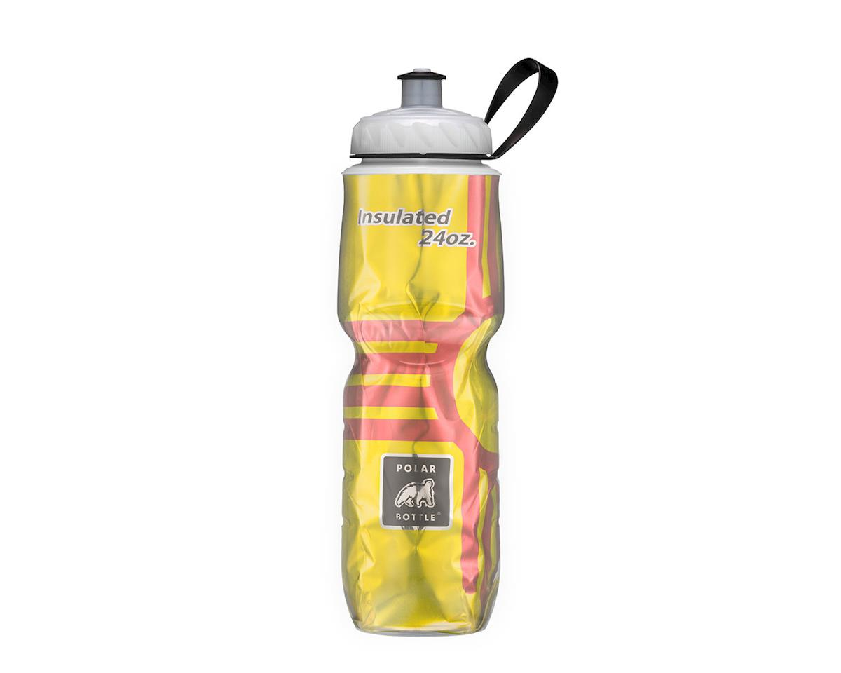 Insulated sport bottle, 24oz - New Mexico