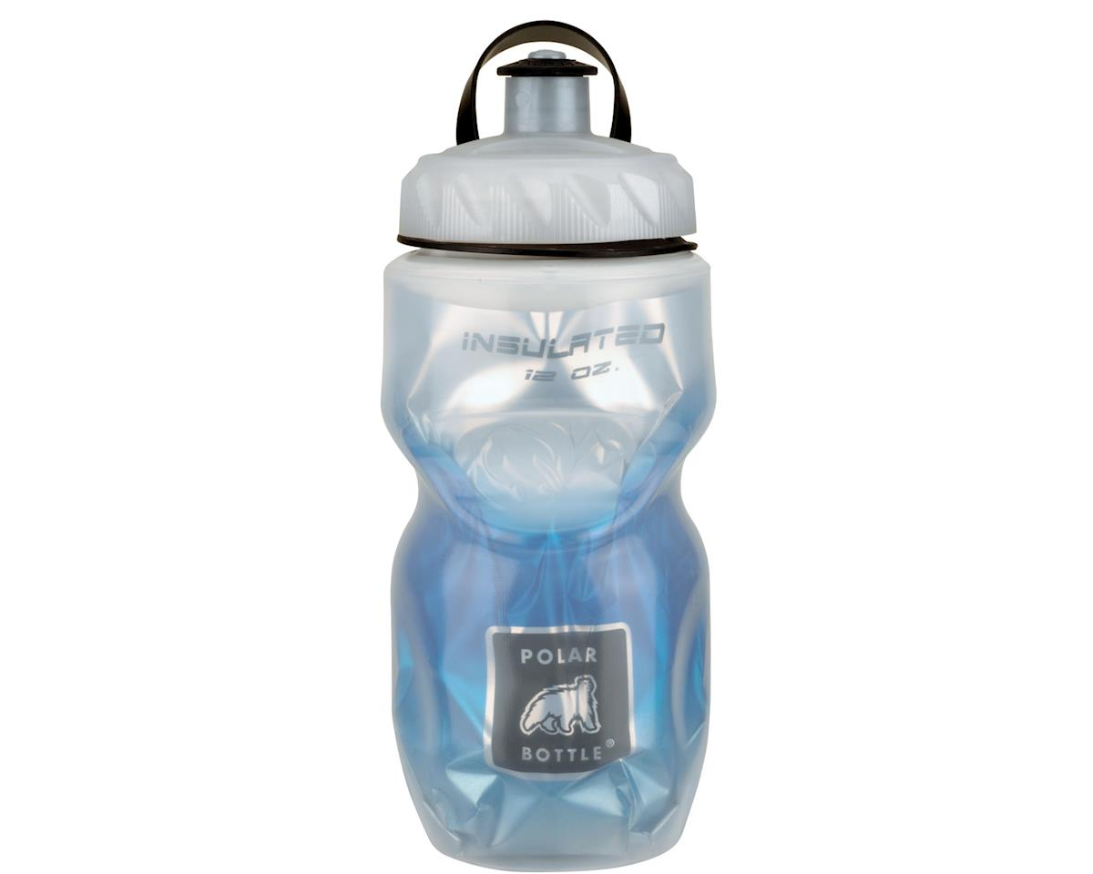 Polar Insulated Water Bottle (BlueFade) (12oz)