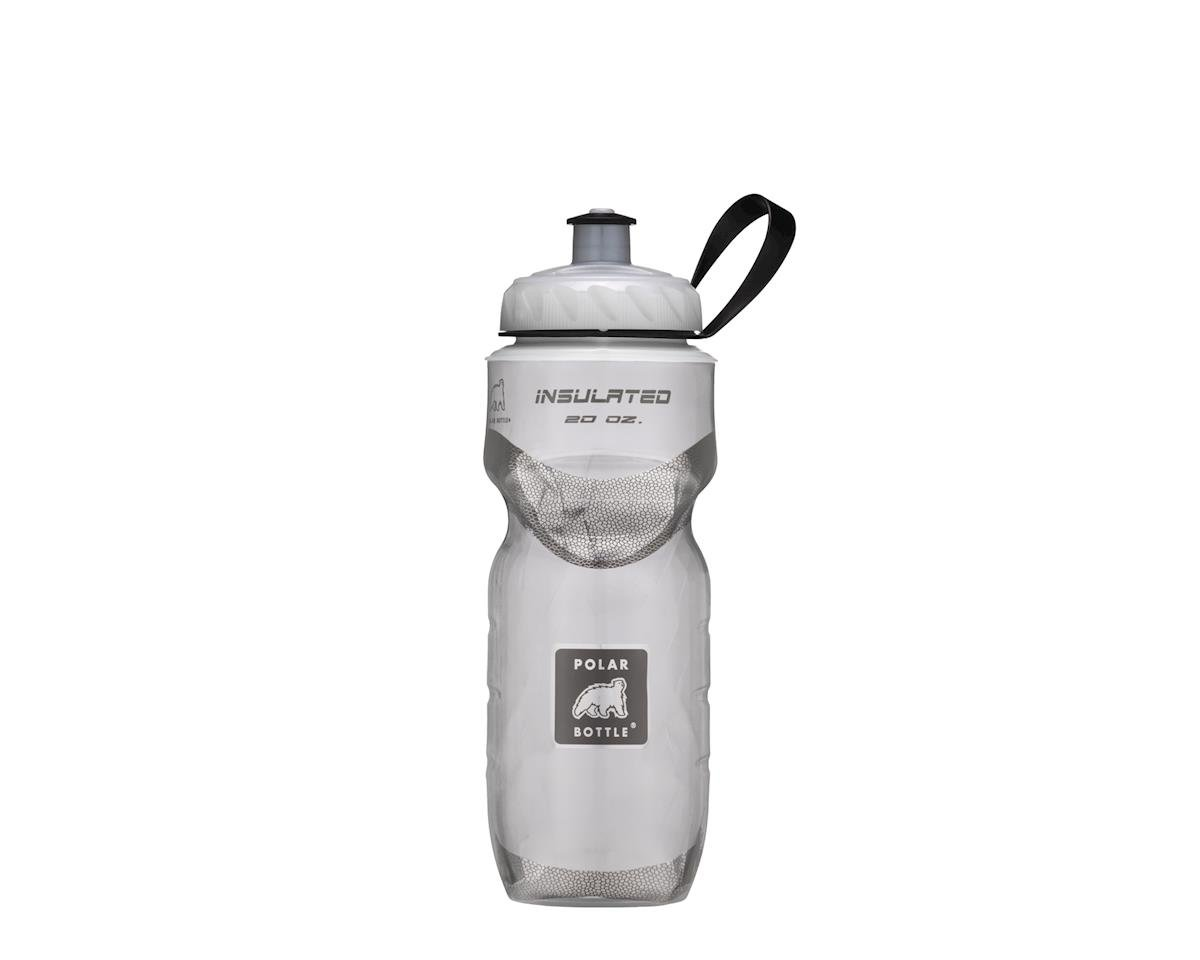 Polar Insulated Sport Water Bottle - 20oz (White)