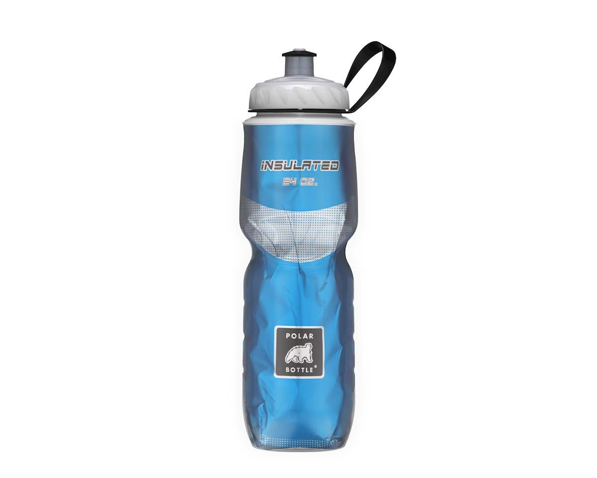 Polar Bottle Polar Insulated Sport Water Bottle - 24oz (Chevron Red)