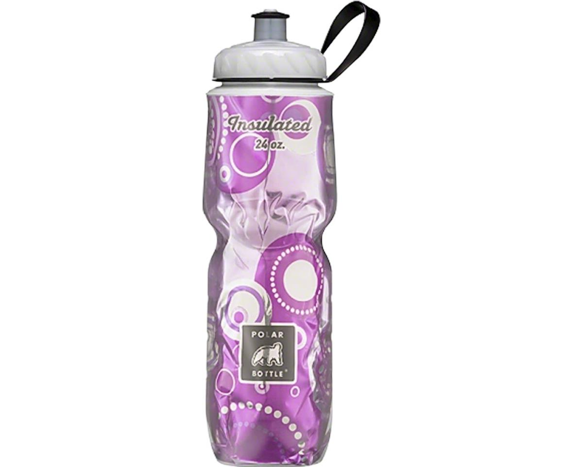 Polar Bottle Insulated Water Bottle (Andromeda) (24oz)