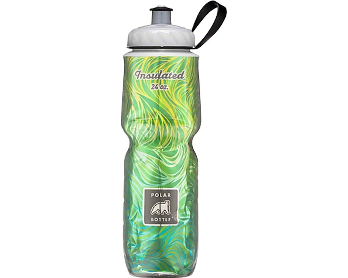 Polar Insulated Water Bottle: 24oz, Lemongrass