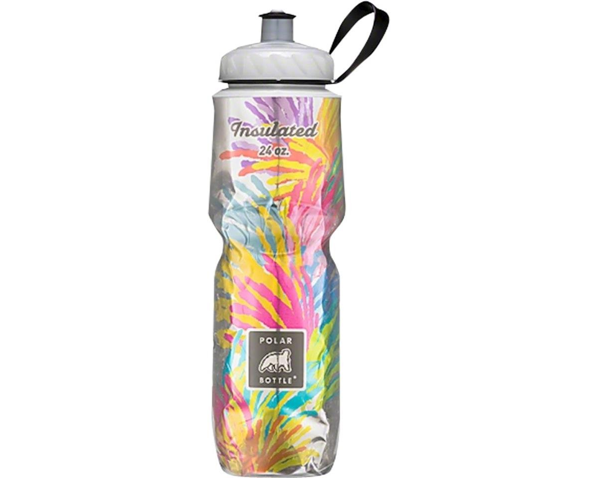 Polar Bottle Polar Insulated Water Bottle: 24oz, Starburst