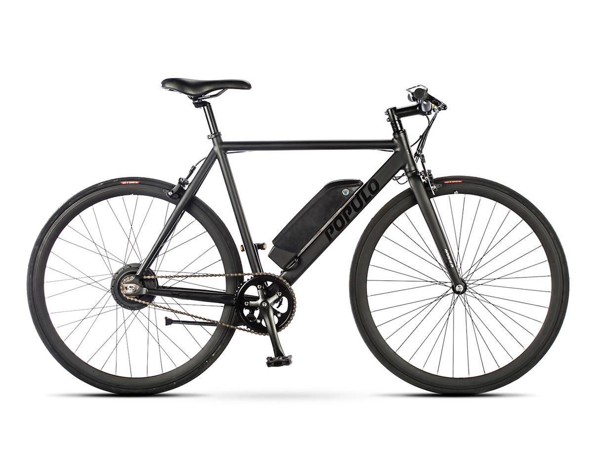 Populo Sport E-Bike (Matte Black) (L)