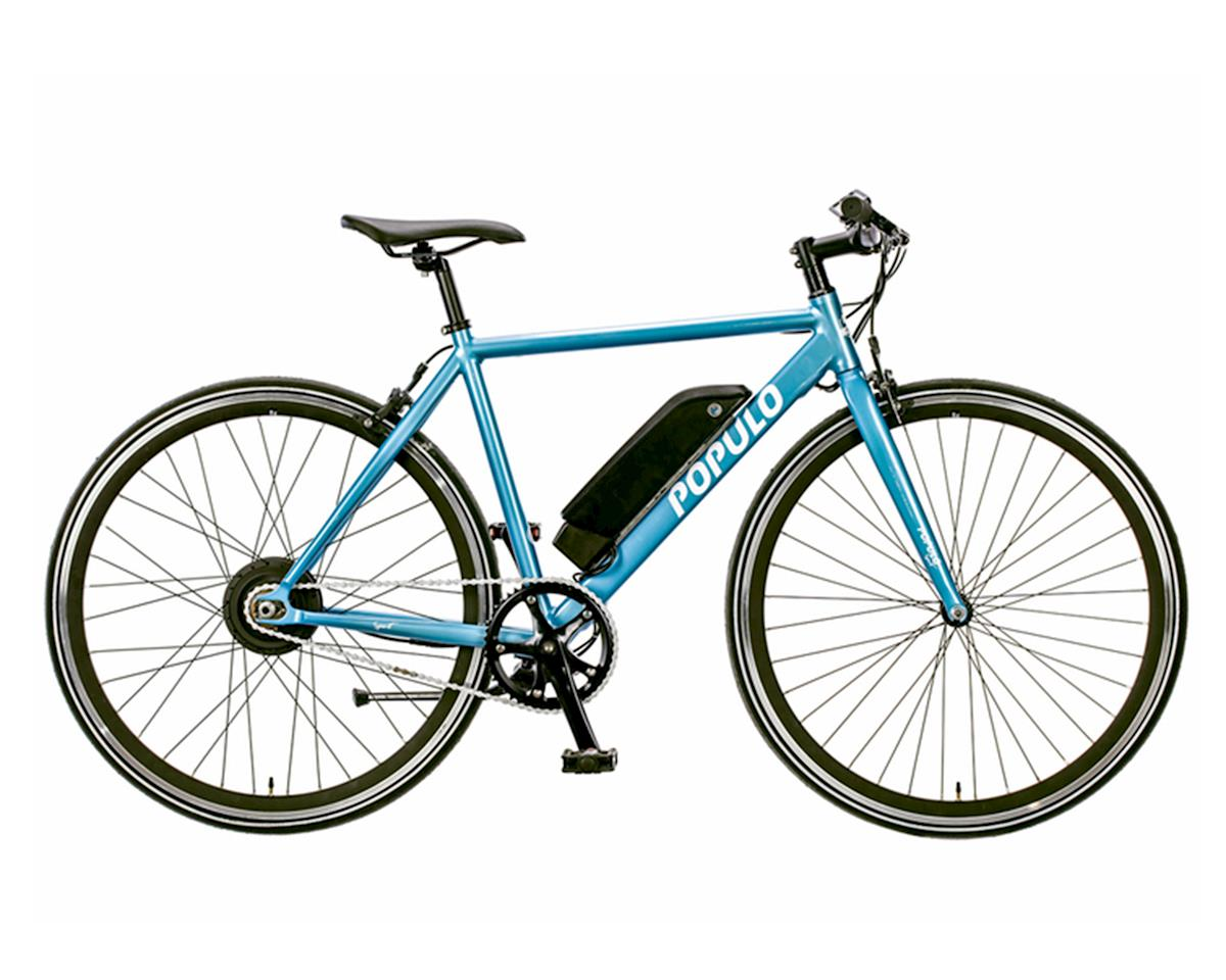 Populo Sport E-Bike (Gloss Blue)