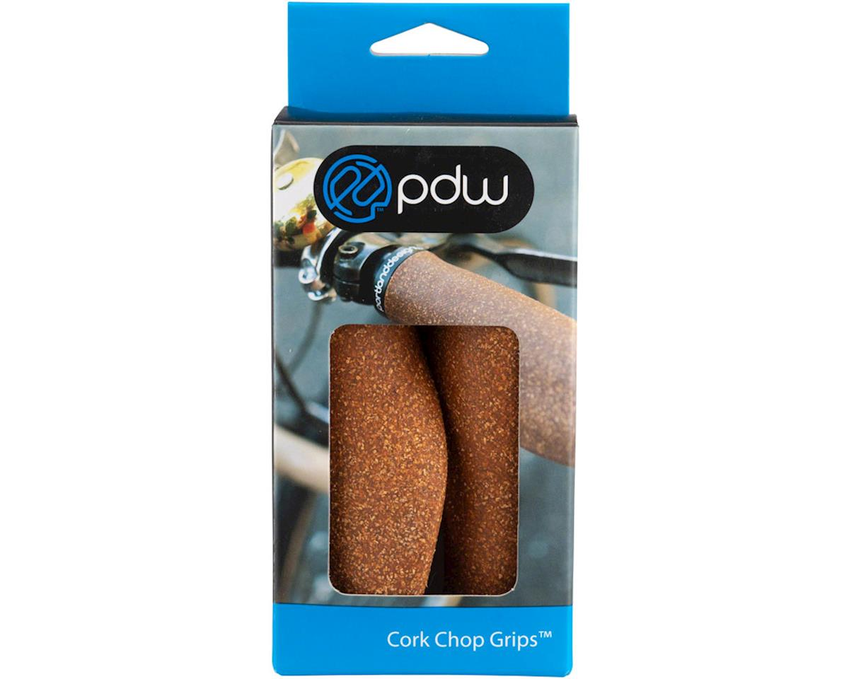 Portland Design Works PDW Cork Chop Lock-On Grips