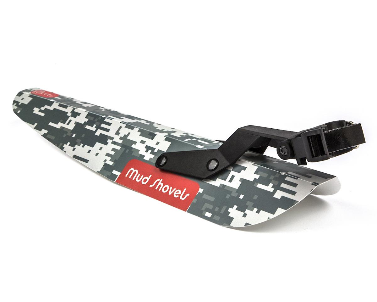 Portland Design Works Mud Shovel Rear Fender (Desert Camo)