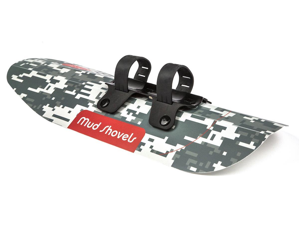 Portland Design Works Mud Shovel Front Fender (Desert Camo)