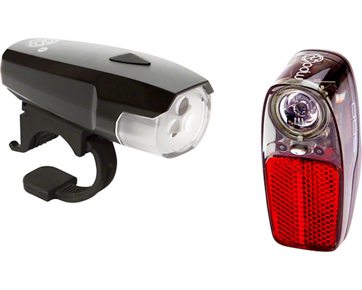 Portland Design Works Spaceship 3 Headlight and Radbot 500 Taillight Set