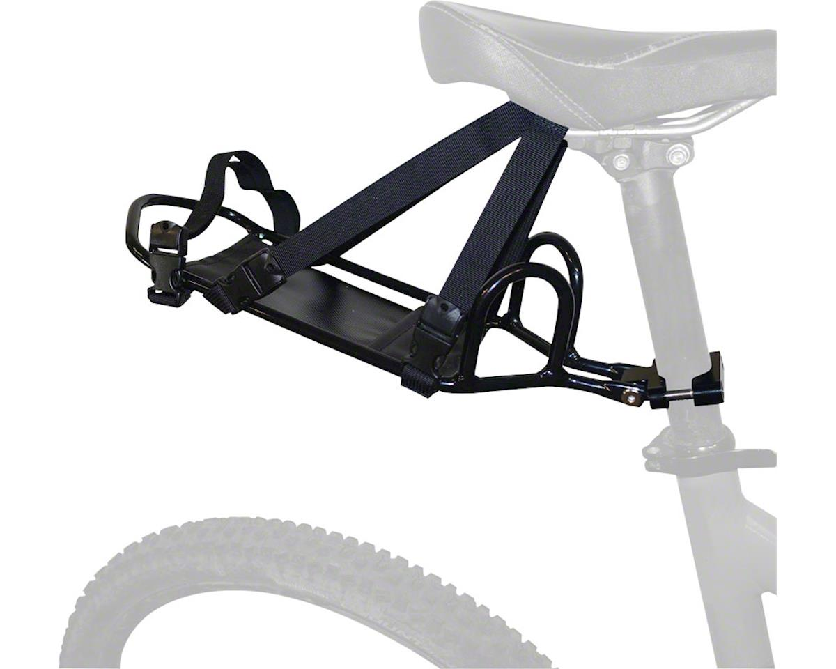 Portland Design Works PDW Bindle Seatpost Rack (Black)