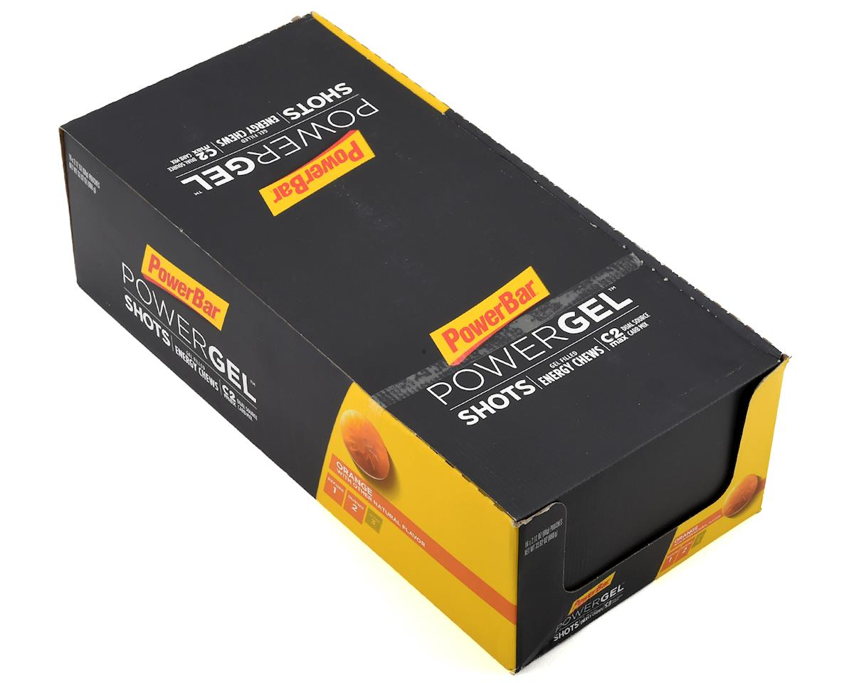 Powerbar PowerGel Shots (Orange) (16 2.12oz Packets)