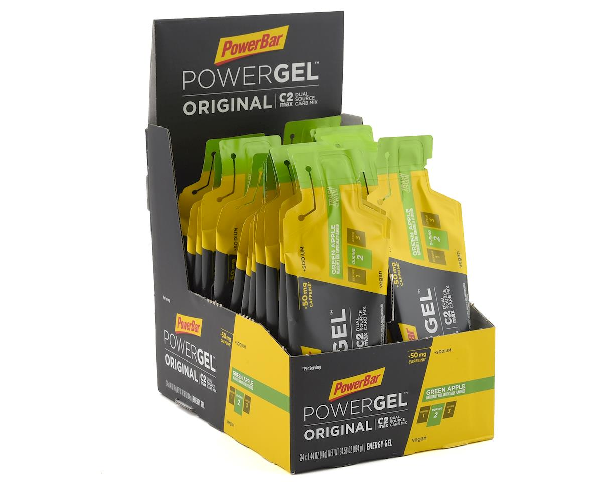 Powerbar PowerGel Original (Green Apple) (24 1.44oz Packets)