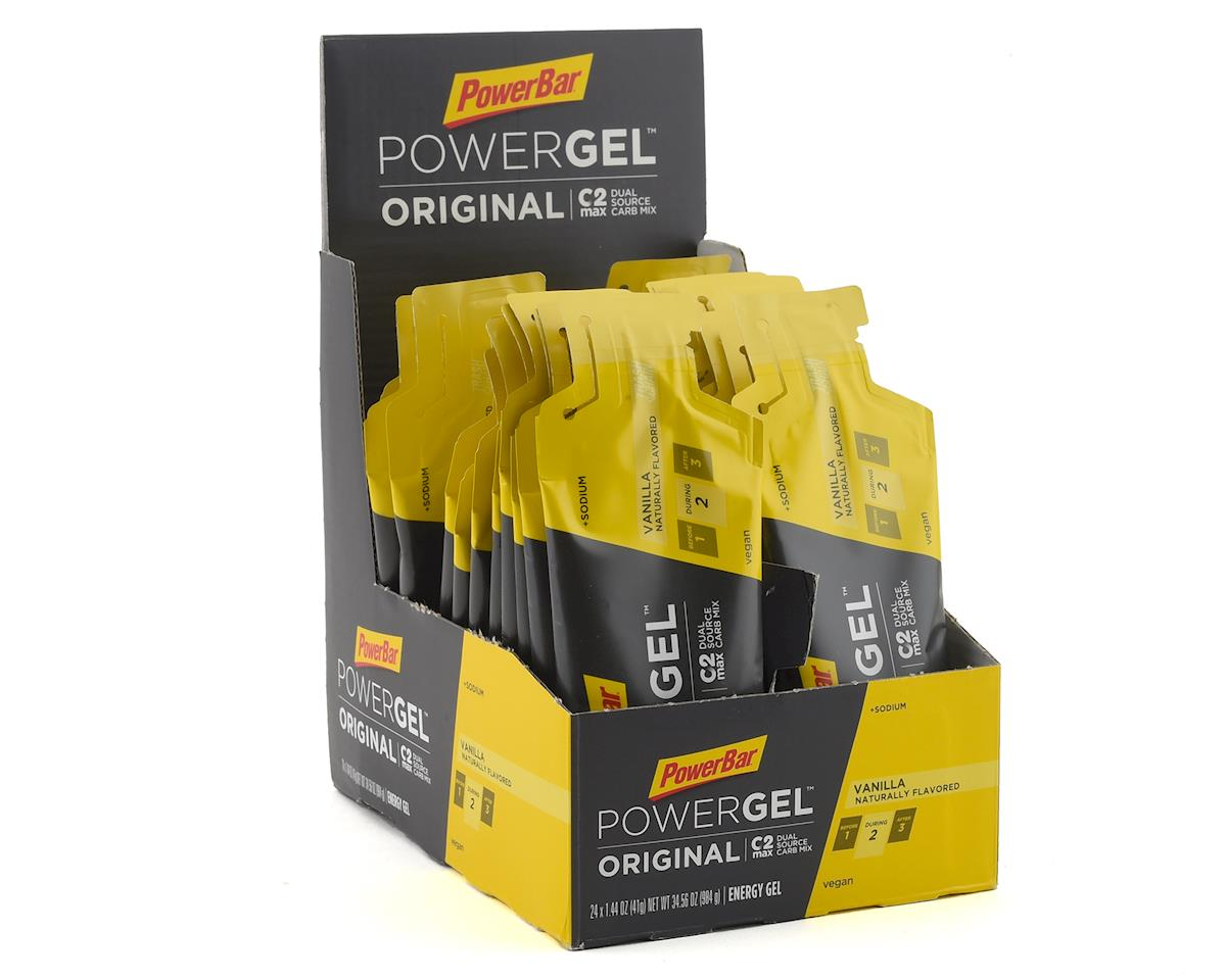Image 1 for Powerbar PowerGel Original (Vanilla) (24 1.44oz Packets)