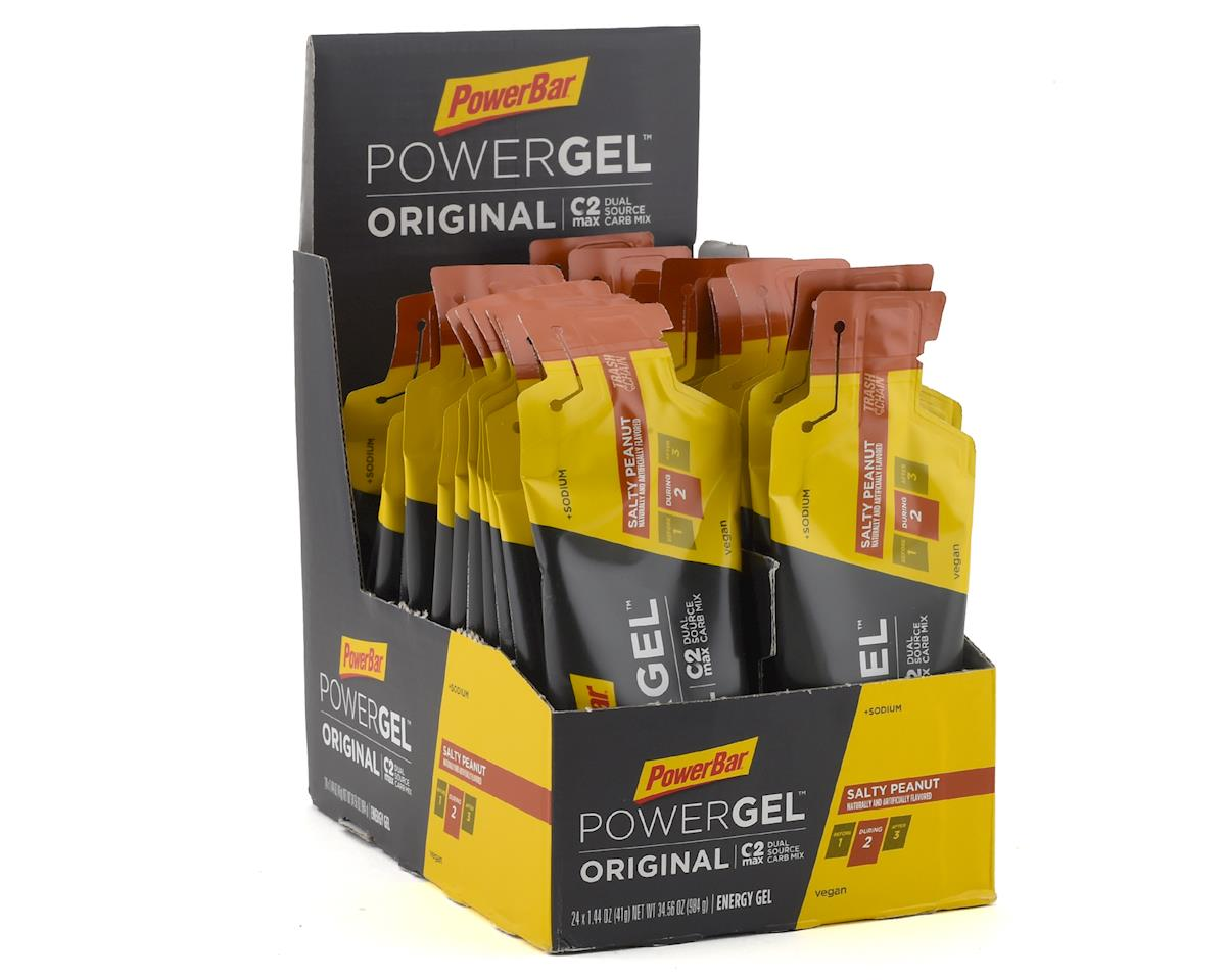 Powerbar PowerGel Original (Salty Peanut) (24 1.44oz Packets)
