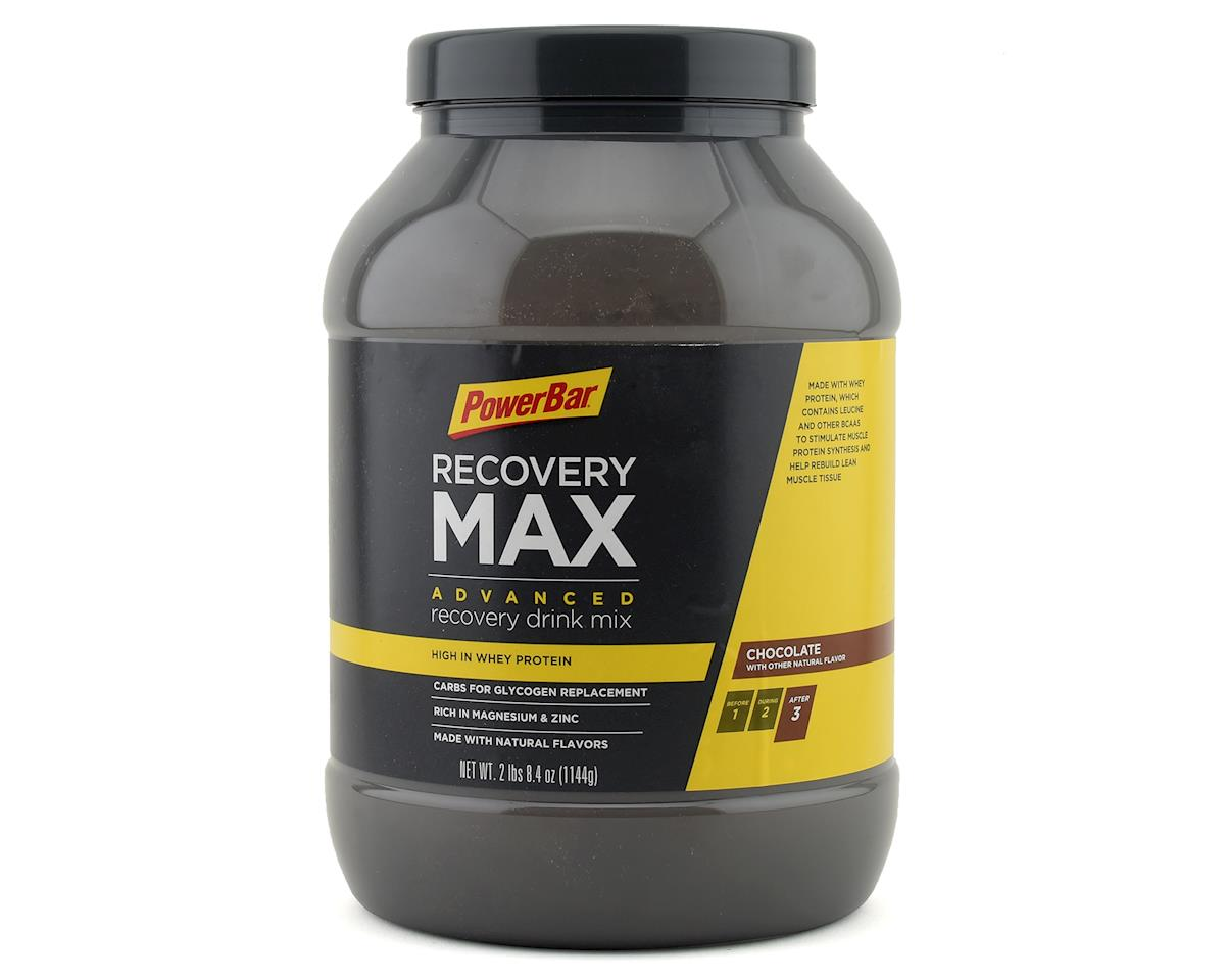Powerbar Recovery Max (Chocolate) (1 Canister)