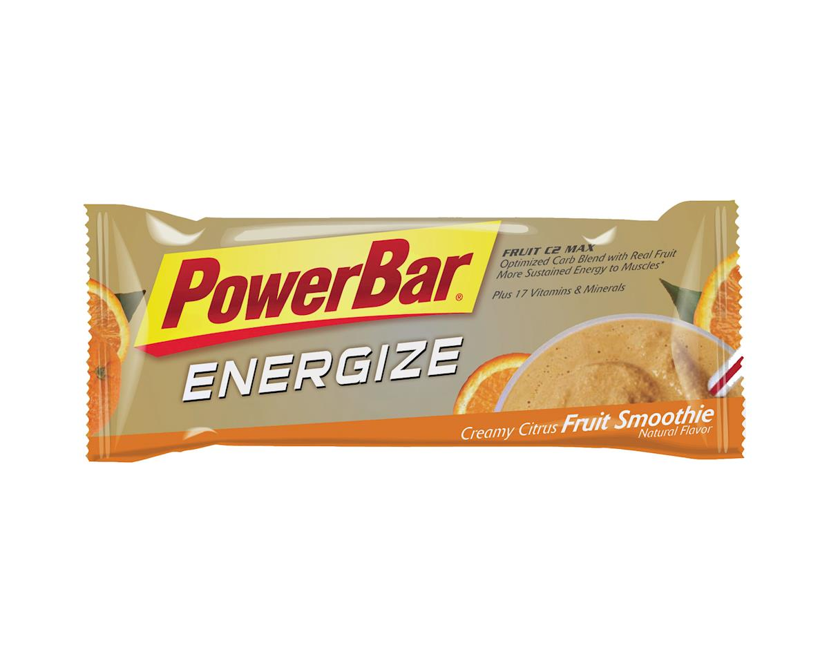 PowerBar Energize Fruit Smoothie Bar - 12 Pack (Citrus)