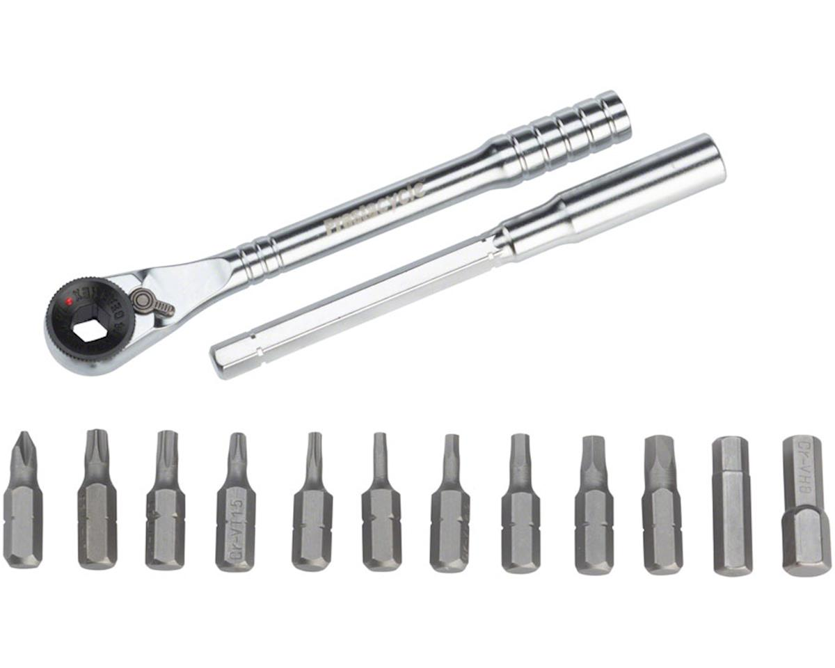 Prestacycle T-Handle Ratchet Tool Kit