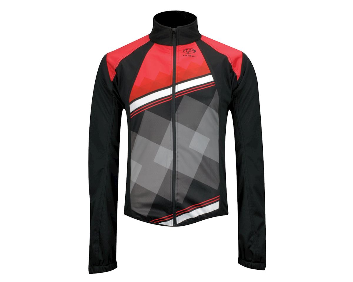 Primal Wear Teton Paradigm Jacket (Black/Red)