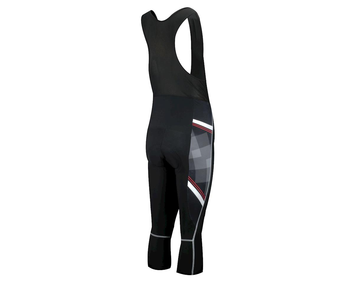 Primal Wear Teton Thermal Bib Knickers (Black/Red)