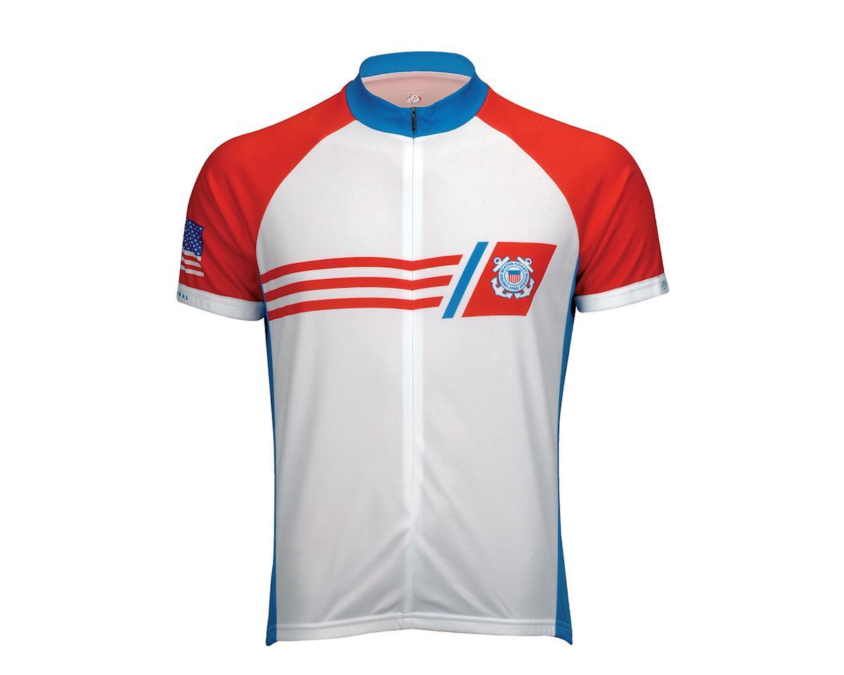 Primal Wear U.S. Coast Guard Vintage Short Sleeve Jersey (White)