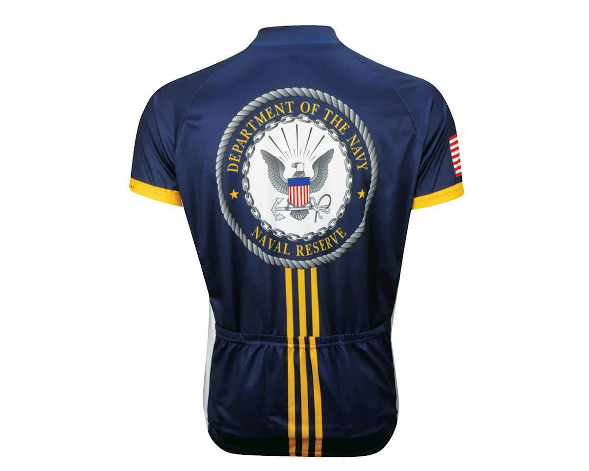 Primal Wear U.S. Navy Vintage Short Sleeve Jersey (Blue)