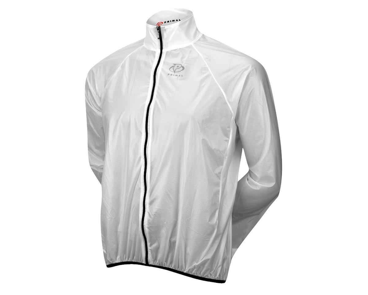 Primal Wear Clear Rain Jacket (Clear)