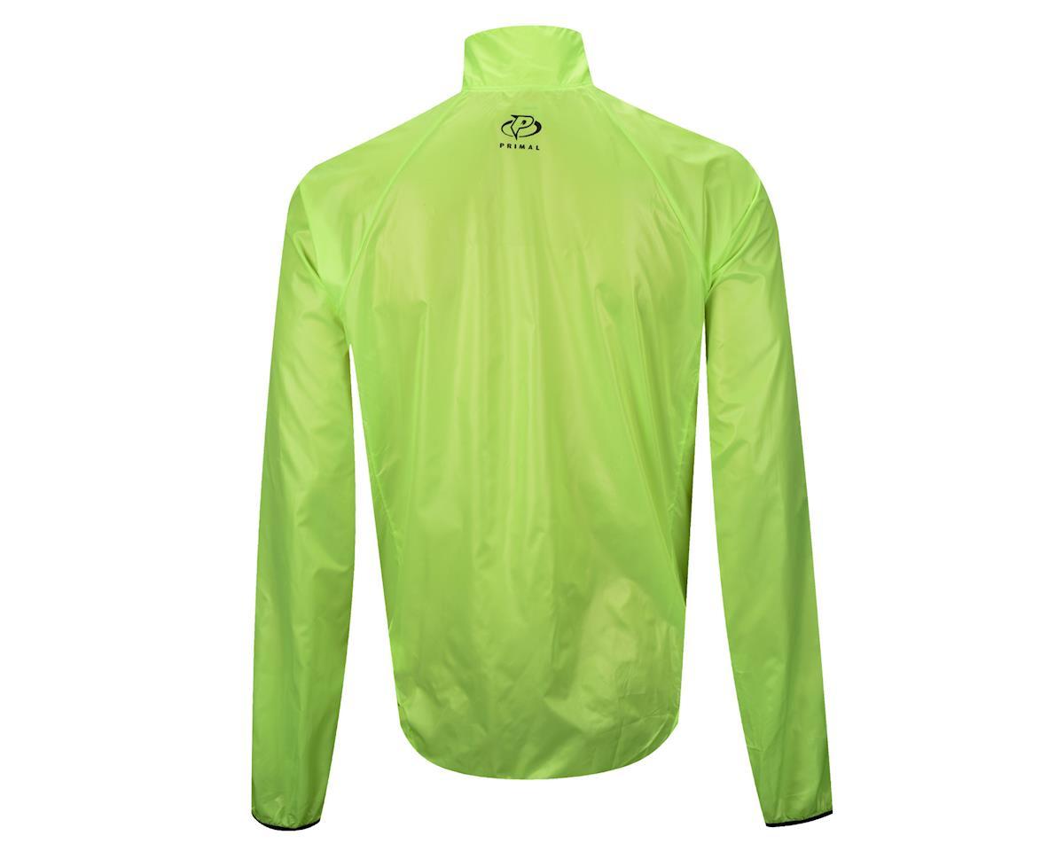 Primal Wear HiViz Rain Jacket (Green)