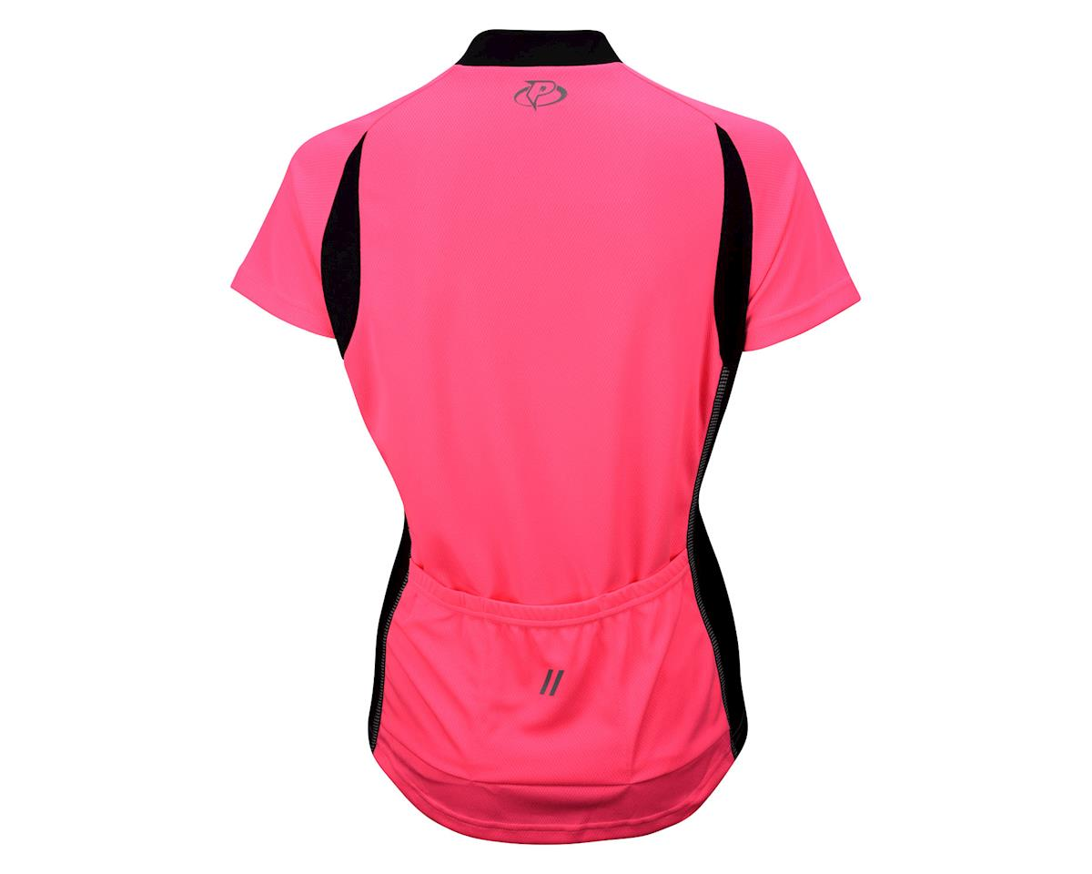 Image 2 for Primal Wear Women's HiViz V1 Short Sleeve Jersey (Pink) (Xsmall)
