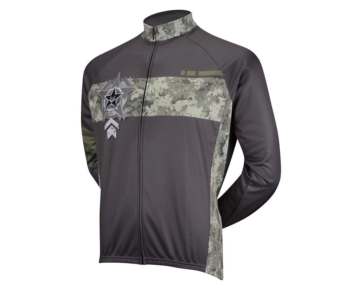 Primal Wear Barrage Long Sleeve Jersey (Green)
