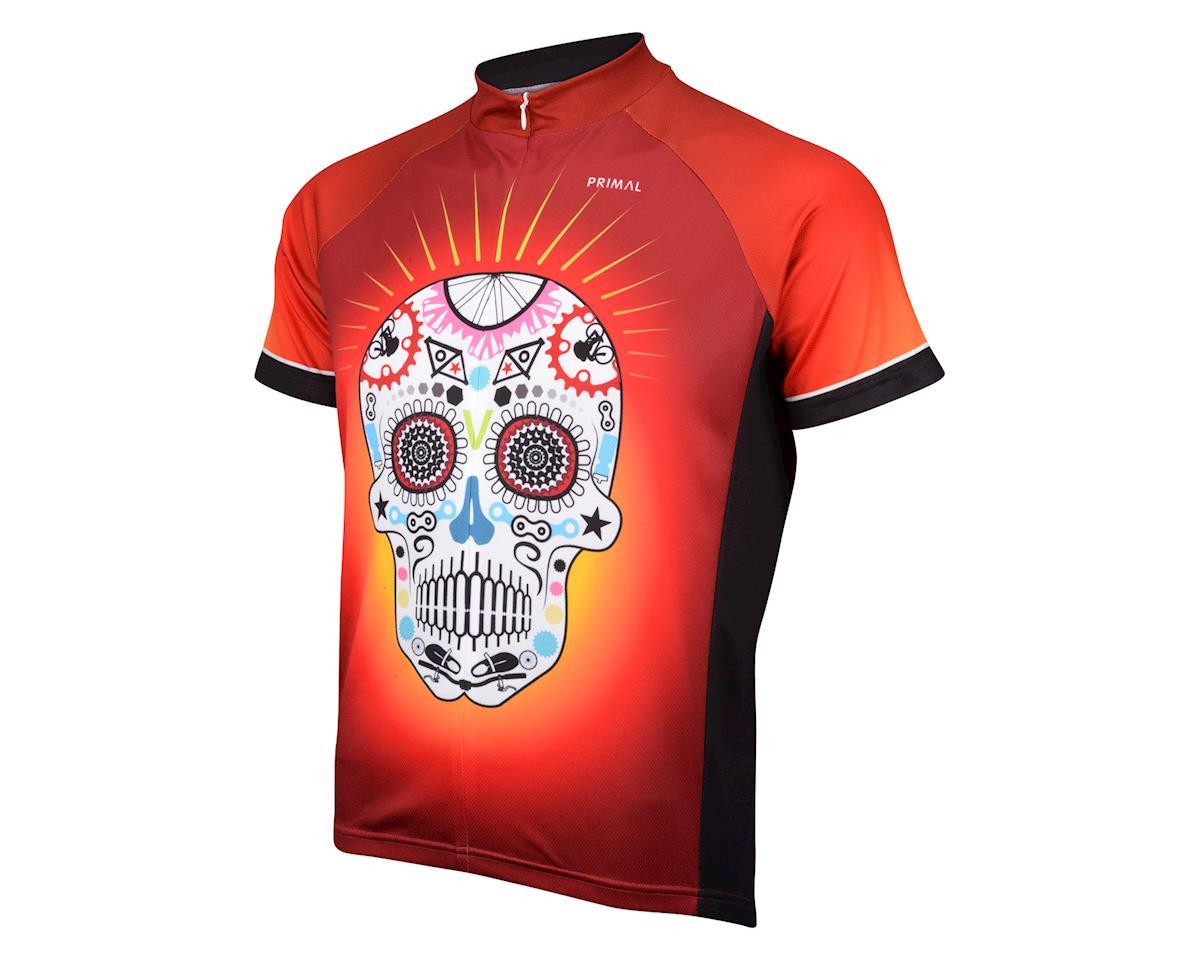 Primal Wear Los Muertos 3.2 Short Sleeve Jersey - Performance Exclusive (Red)