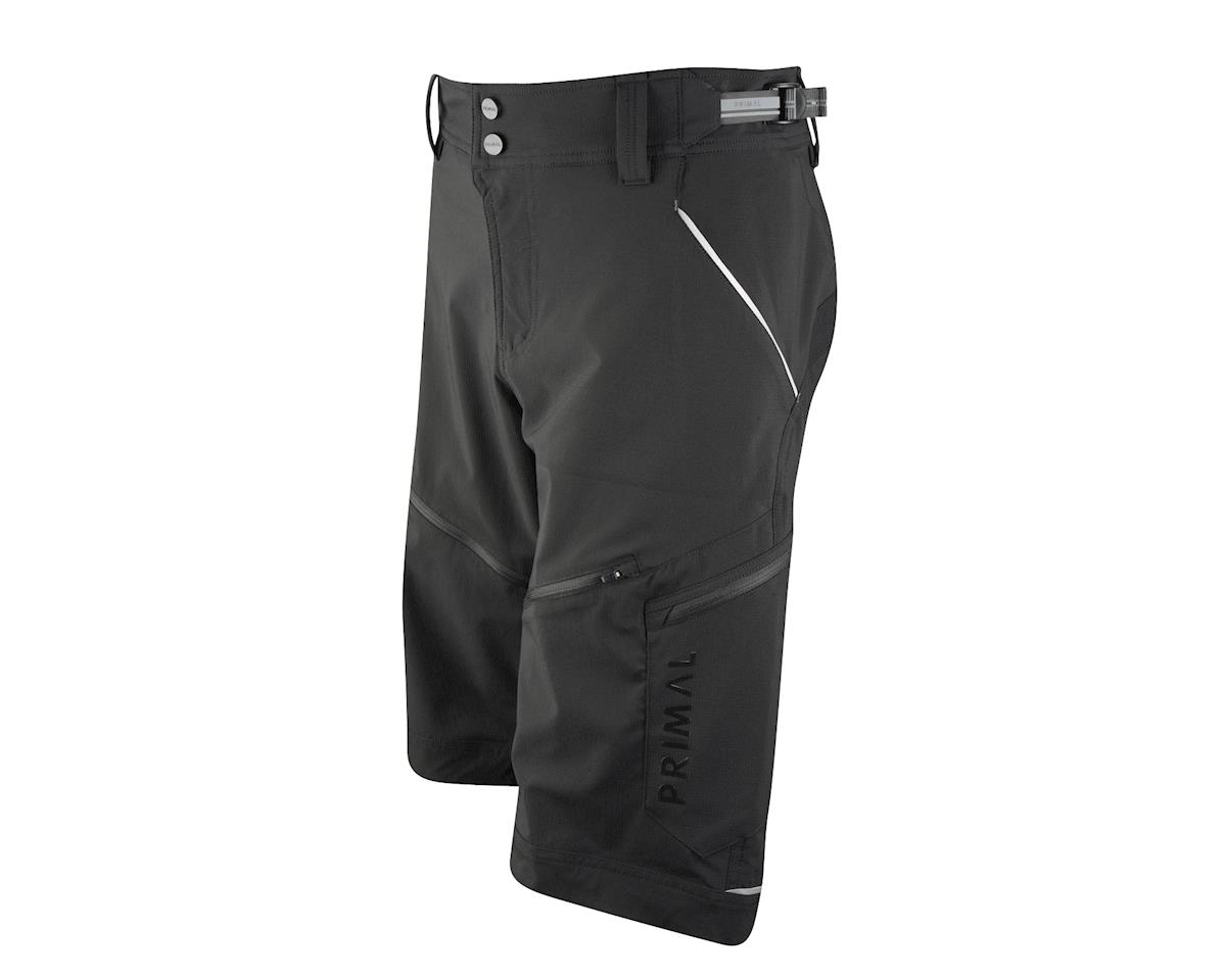 Image 1 for Primal Wear Modenza Loose Fit Shorts (Black)
