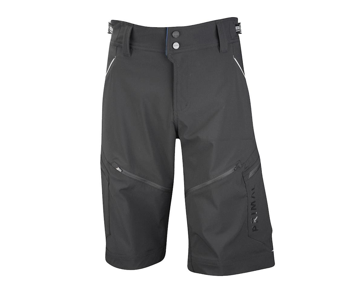 Image 3 for Primal Wear Modenza Loose Fit Shorts (Black)